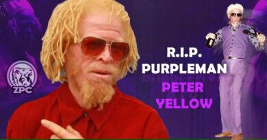 Muere Purpleman - Peter Yellow