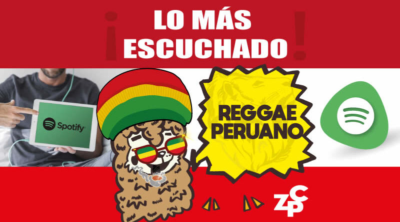 Playlist Reggae Peruano