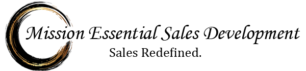 Mission Essential Sales Development