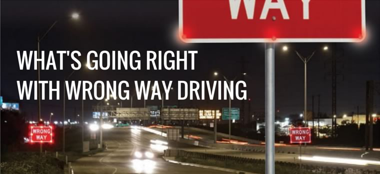 Wrong Way driving signs in Tampa FL