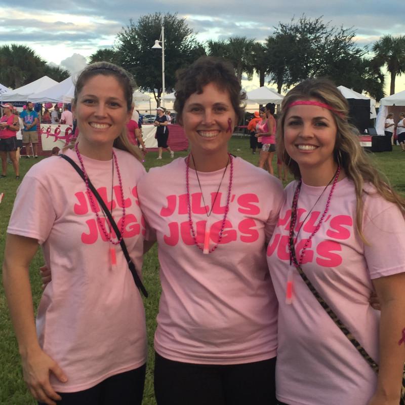 Tampa Breast Cancer Charity Jill's Jugs