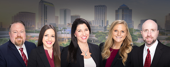 Lawyers Group picture - family law attorneys tampa