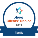 2019 AVVO Clients' Choice Family