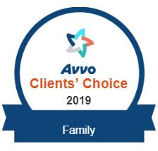 AVVO Clients' Choice 2019