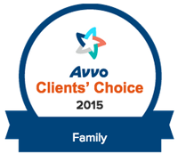 2015 AVVO Client's Choice Family