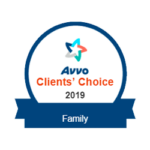Family Law Clients Choice Award - family law attorneys tampa