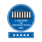 Lawyers of Distinction Award - family law attorneys tampa
