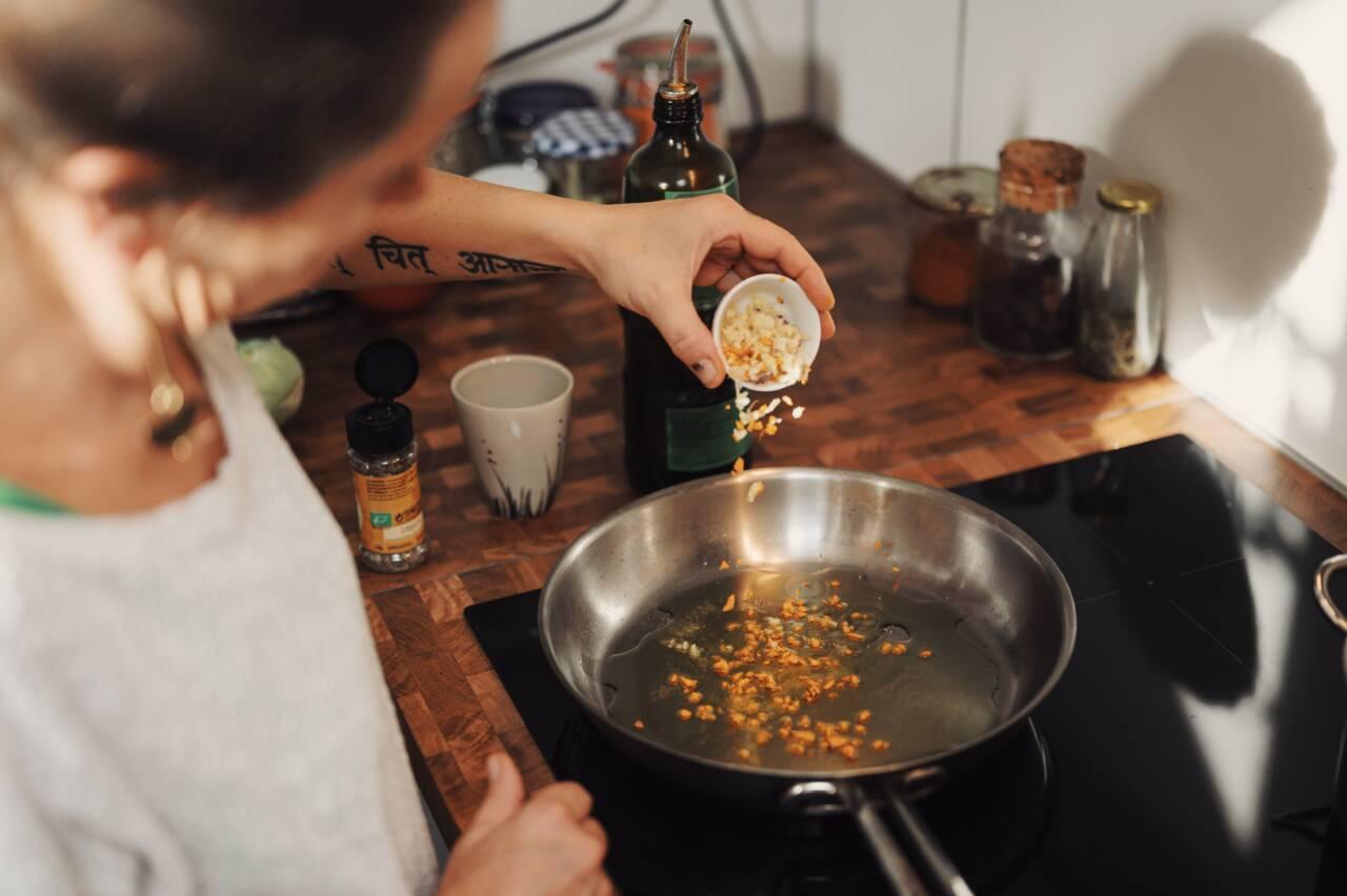post-divorce cooking
