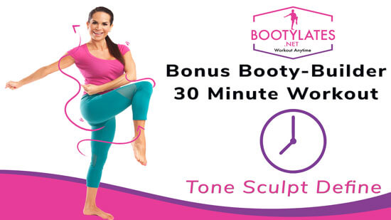 30 minute Booty-Builder Workout