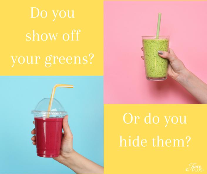Go Green Juice Plus