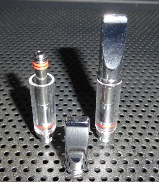 Glass Nano 510 vapor cartridge