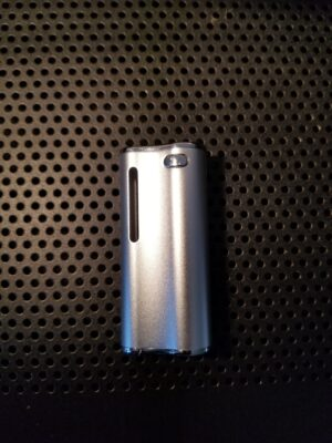 Elegant Aware 510 Conceal vaporizer battery Silver