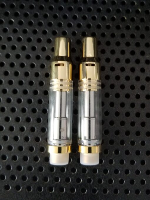 510 Vape Cartridge1ml Android Gold Elegant Aware 2pk