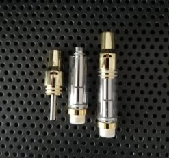 510 Vape Cartridge 1ml Android Gold Elegant Aware 2pk Exploded