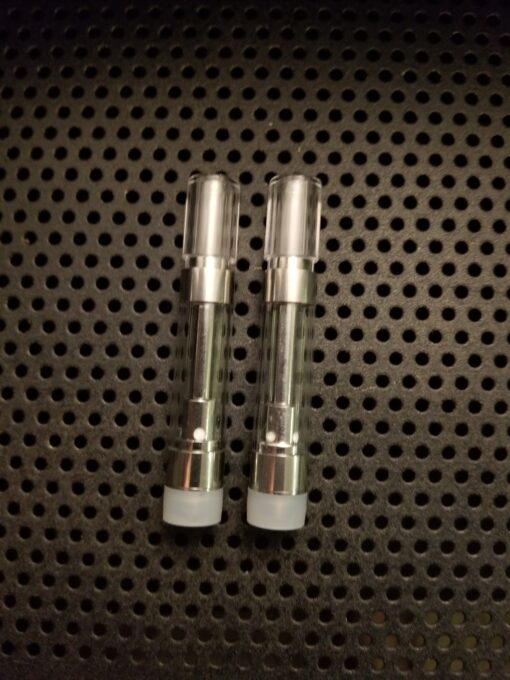 510 vape cartridge G5 clear ceramic