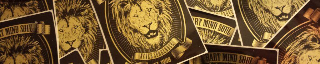best custom gold foil sticker labels Portland