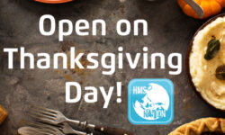 Open On Thanksgiving Day