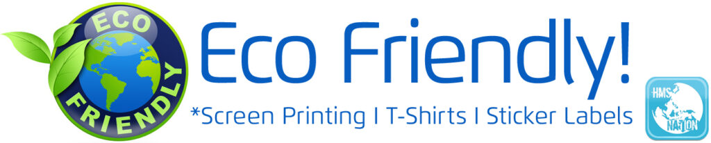 Eco Friendly Screen Printing Options