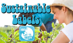 buy sustainable stickers and labels