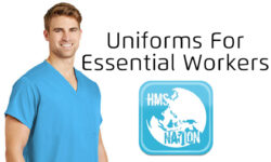 Uniforms For Essential Workers