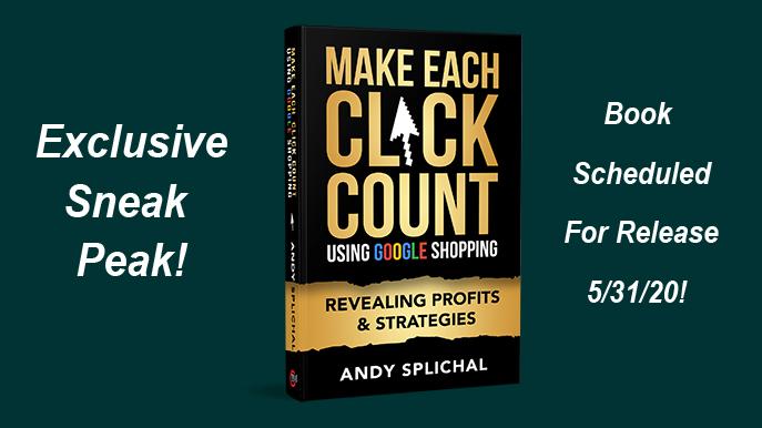 Sneak Peak – Make Each Click Count Using Google Shopping – Revealing Profits & Strategies