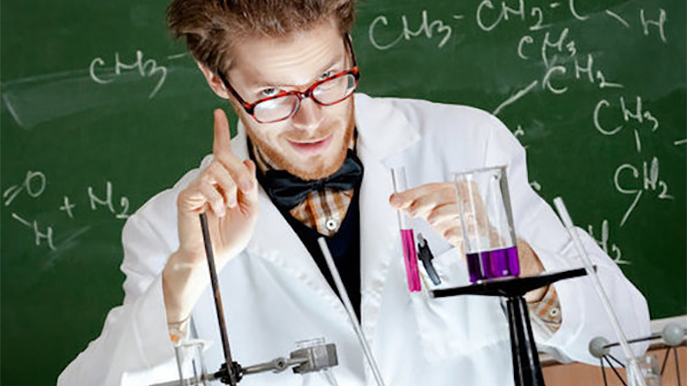 Using Google Drafts & Experiments Doesn't Mean You Are A Mad Scientist