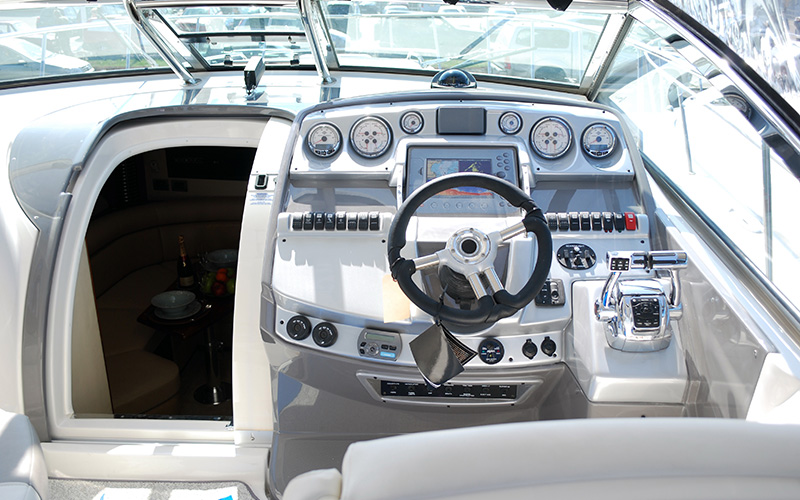 All the Benefits of a Garmin Yacht System
