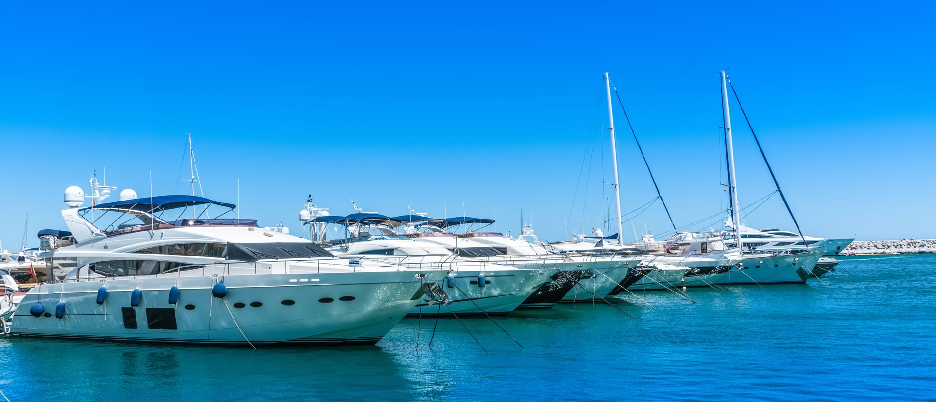 Extended Warranty for Your Marine Leisure Products