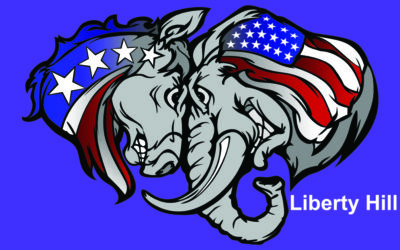 Political Parties in Liberty Hill