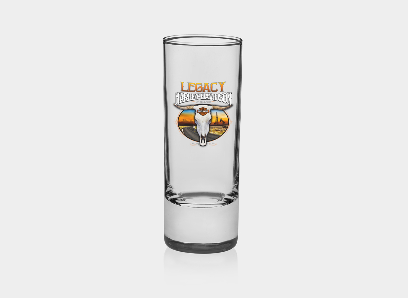 Harley Shot Glass