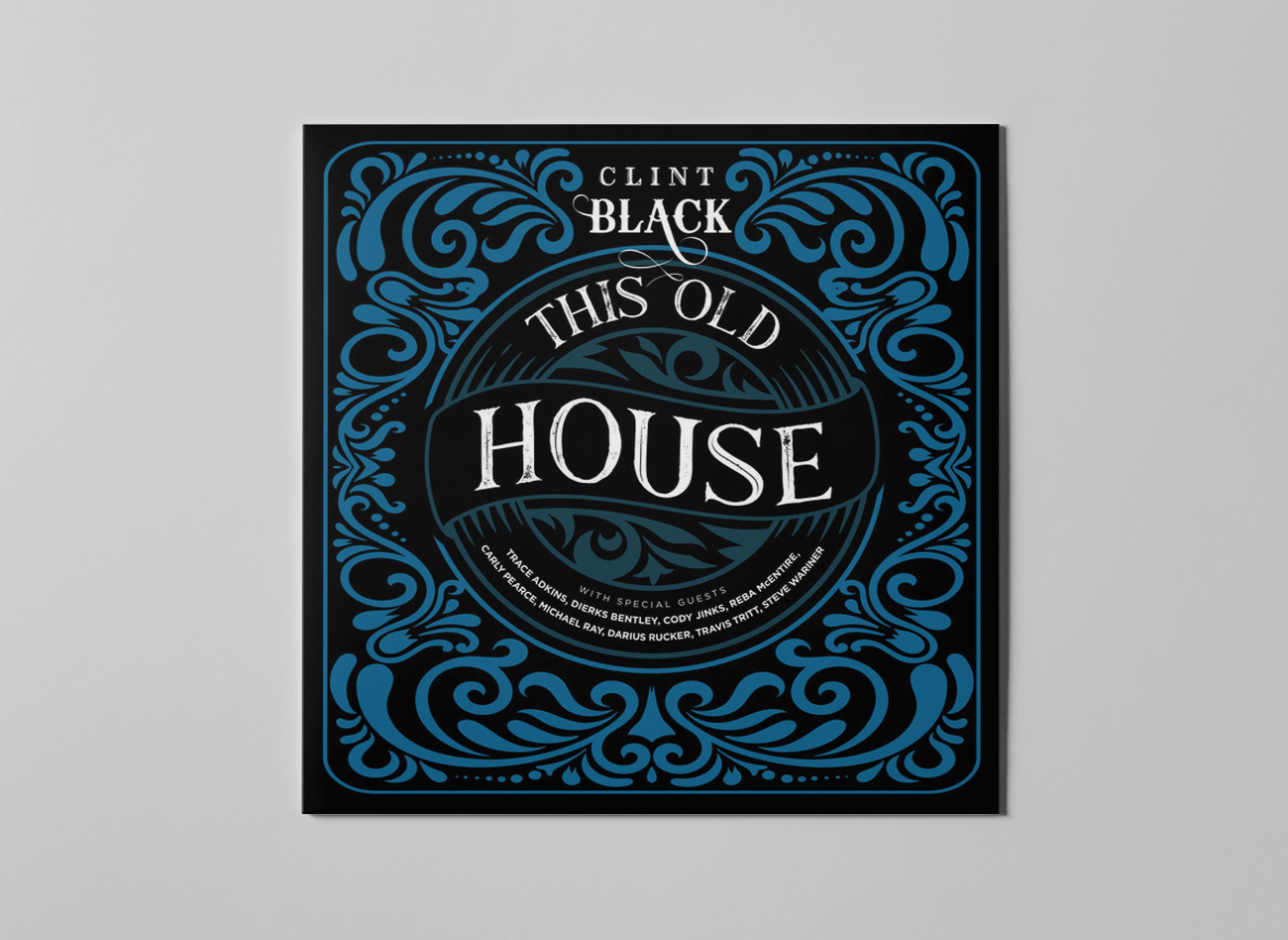 Clint Black This Old House