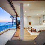 3701 Ocean Front Walk Bedroom View