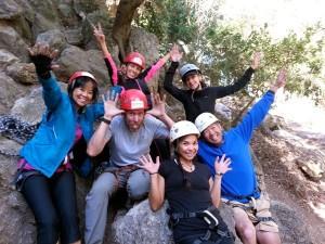 cragmont-dentist-trip private rock climbing