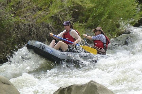 rafting cache creek