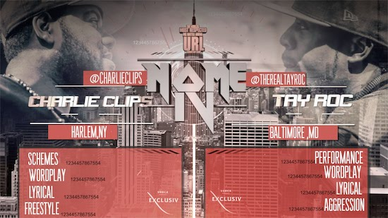 tay roc vs charlie clips