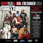 Download the 2014 XXL Freshmen Mixtape