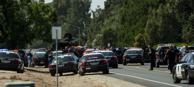 3 Dead After California Bank Robbery