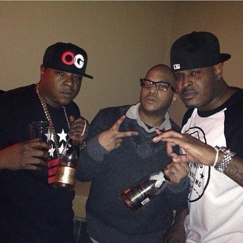 The Lox Ft Sevyn Streete