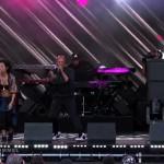 "Common ft. Jhené Aiko  ""Blak Majik"".Stage Performance (Live On Jimmy Kimmel)."