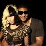 "Usher feat. Nicki Minaj – ""She Came To Give It To You""."