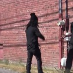 Prank In The The Hood (Gun Pulled Out). Video