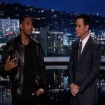 """Jimmy Kimmel and Trey Songz Translate """"Na Na""""."""