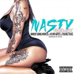 Bandit Gang Marco Ft Kevin Gates & Young Thug Nasty (Remix)