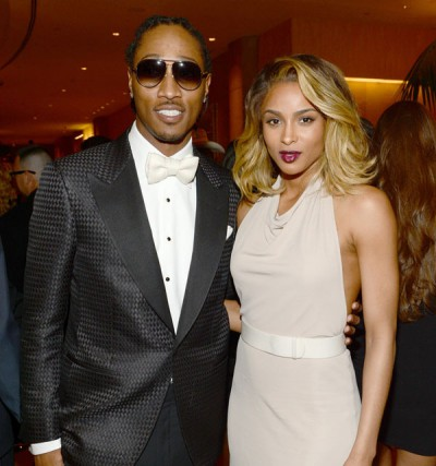 ciara and future calls of there engagement