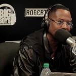 Comedian Martin Lawrence Talks Bad Boys 3, Kevin Hart & More.