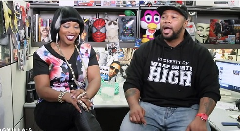 remy ma interview