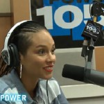Alicia Keys Interview with Angie Martinez Power 105.1