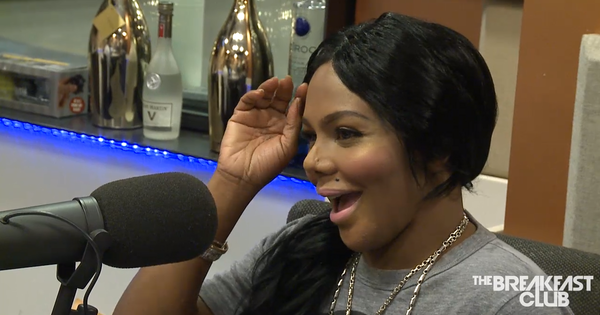 lil Kim  The Breakfast Club Interview