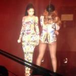 """Beyonce Brings Out Nicki Minaj In Paris To Perform """"Flawless""""."""
