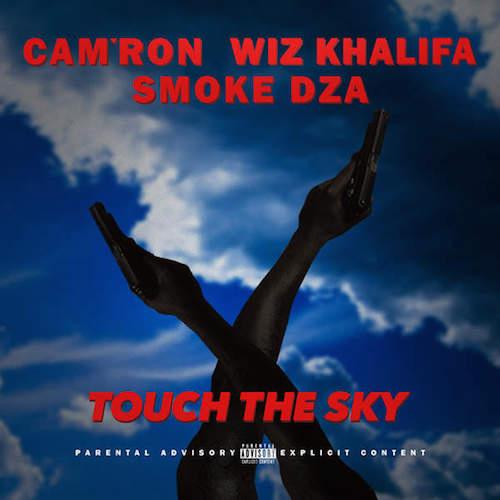 Cam'Ron Feat Wiz Khalifa & Smoke DZA Touch the Sky